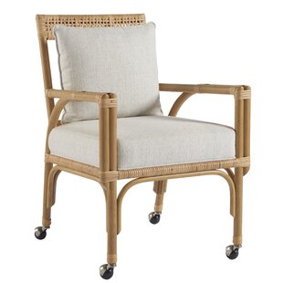 Brick Upholstered Dining Chair Bay Isle Home