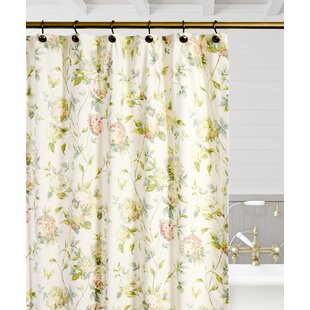 Kyra Hydrangea Shower Curtain