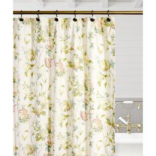 Kyra Hydrangea Single Shower Curtain
