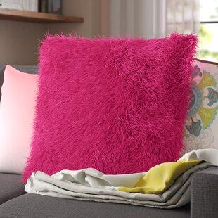 Cheryl Shag Throw Pillow
