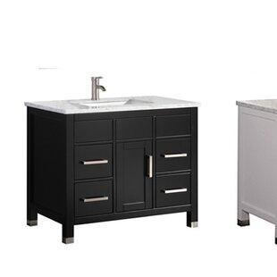 Peralez Modern 36 Single Bathroom Vanity Set by Brayden Studio