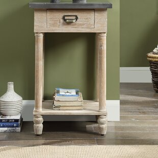 Haverly End Table by Gracie Oaks