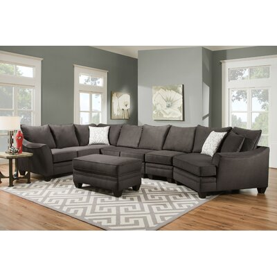 Blue U Shaped Sectionals You Ll Love In 2020 Wayfair