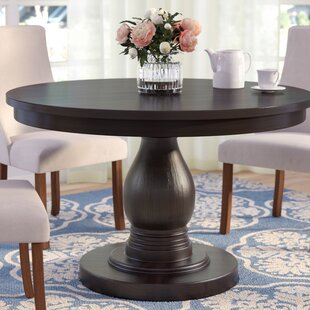Barrington Dining Table by Three Posts 2019 Coupon
