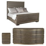 Profile Standard Configurable Bedroom Set by Bernhardt