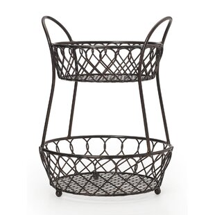 Lattice Countertop Fruit Basket