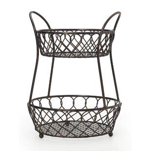 Lattice Countertop Fruit Basket