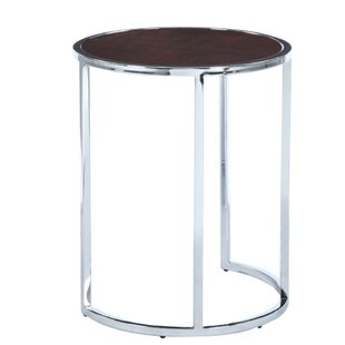 Chin End Table by Fine Mod Imports