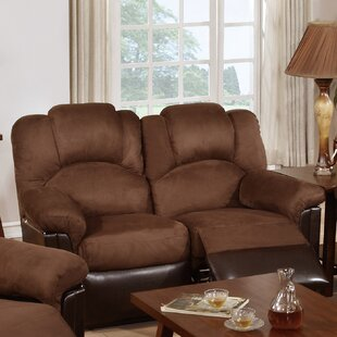 Shop Ethan Reclining Loveseat by Infini Furnishings
