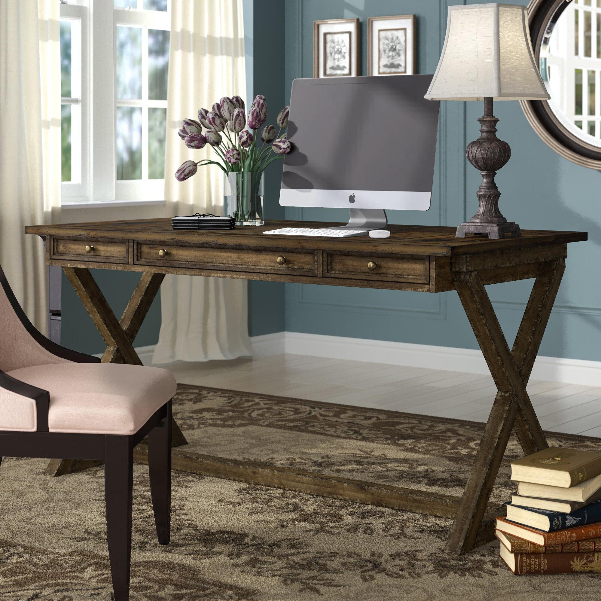 Hooker Furniture Melange Desk Reviews Wayfair