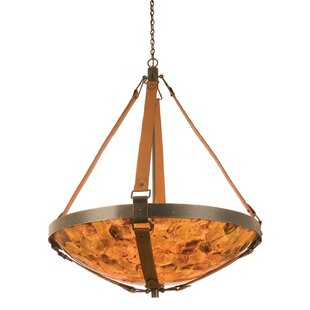Kalco Rodeo Dr. 6-Light Bowl Pendant