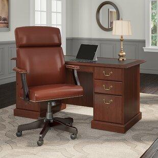 Cowdray Executive Configurable Office Set by Astoria Grand