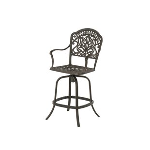 Merlyn Swivel Patio Bar Stool ..