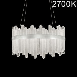 Fine Art Lamps Lior 40-Light Drum Chandelier