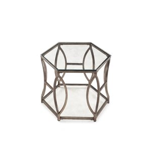 Nevelson End Table by Magnussen Furniture