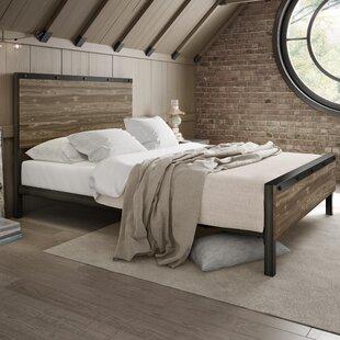 Trent Austin Design North Aurora Platform Bed