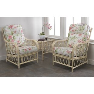 Desiree 3 Piece Armchair Set By Beachcrest Home