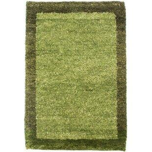 Jarboe Handwoven Wool Green Indoor/Outdoor Rug By Bay Isle Home