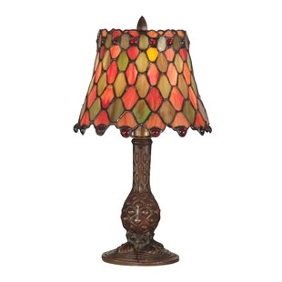 Best Richarson 13.5 Table Lamp By Bloomsbury Market