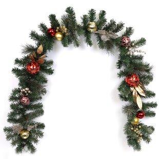 Christmas Ornament Garland Wayfair