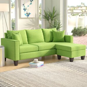 Janna Reversible Sectional : green sectional sofa - Sectionals, Sofas & Couches