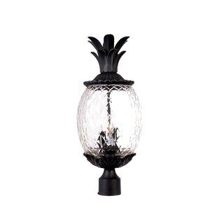 Outdoor 3 Light Lamp Post Lamp posts post lights joss main save to idea board workwithnaturefo