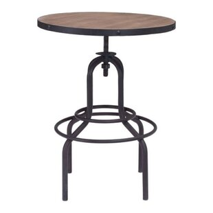 Tatum Adjustable Pub Table 17 Stories