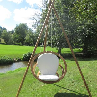 Circa Swing Chair With Stand by Bambrella Best Choices