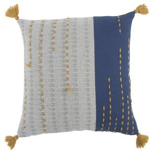 Belfin Decorative 100% Cotton Throw Pillow