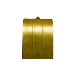 Brass Traditions 1-Light Flush Mount