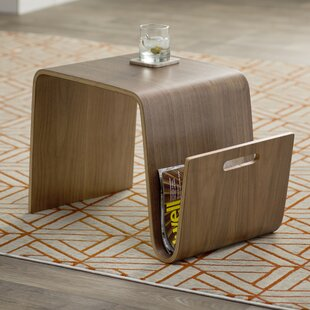 Vollan End Table by Langley Street