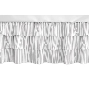 Price comparison Woodland Animals 3-Tiered Crib Skirt BySweet Jojo Designs