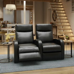 Lounger Home Theater Row Seating Row of 2
