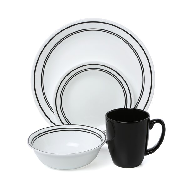 toile dish sets corelle dinnerware sets youll love wayfair