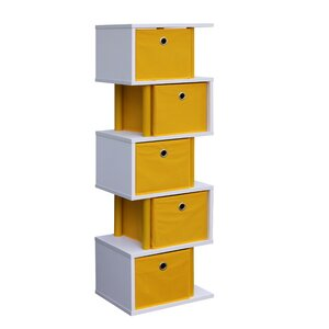 Alisa 5 Drawer Storage Chest (Set of 5)