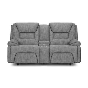 Annick Reclining 81 Pillow Top Arm Loveseat by Red Barrel Studio
