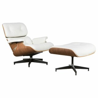 Alegria Lounge Chair and Ottoman by Union Rustic SKU:EB808451 Reviews