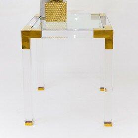 Lucite Trousdale End Table by ModShop