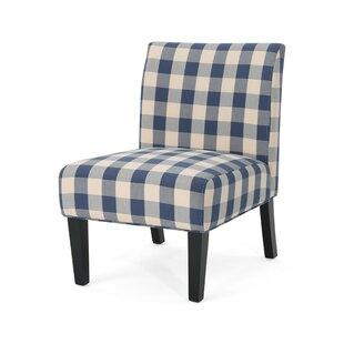 August Grove Mcgraw Slipper Chair