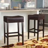 Ridgedale 30 Bar Stool (Set of 2) by Charlton Home®
