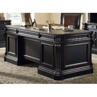 Telluride Wood Executive Desk by Hooker Furniture