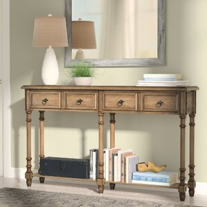 Eleanor Console Table by August Grove