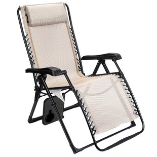 Widener Reclining Folding Zero Gravity Chair