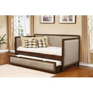 Robbie Twin Daybed With Trundle By Canora Grey