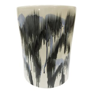 Mcelveen Ceramic Garden Stool by Bungalow Rose