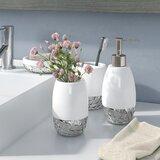 Stiltner 4 Piece Bathroom Accessory Set byOrren Ellis