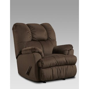 Burlington Manual Rocker Recliner dCOR design