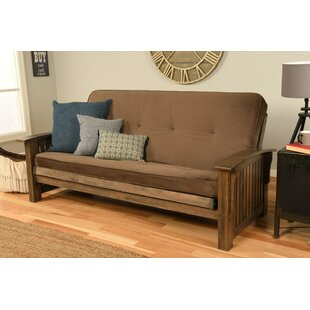 Find for Clinchport Futon and Mattress by Harriet Bee Reviews (2019) & Buyer's Guide