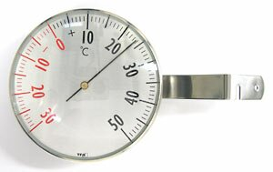 Analogue Window Thermometer By Symple Stuff
