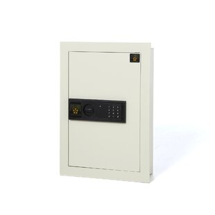 Quarter Master Electronic Lock Commercial Home Office Security Wall Safe by Paragon Safe
